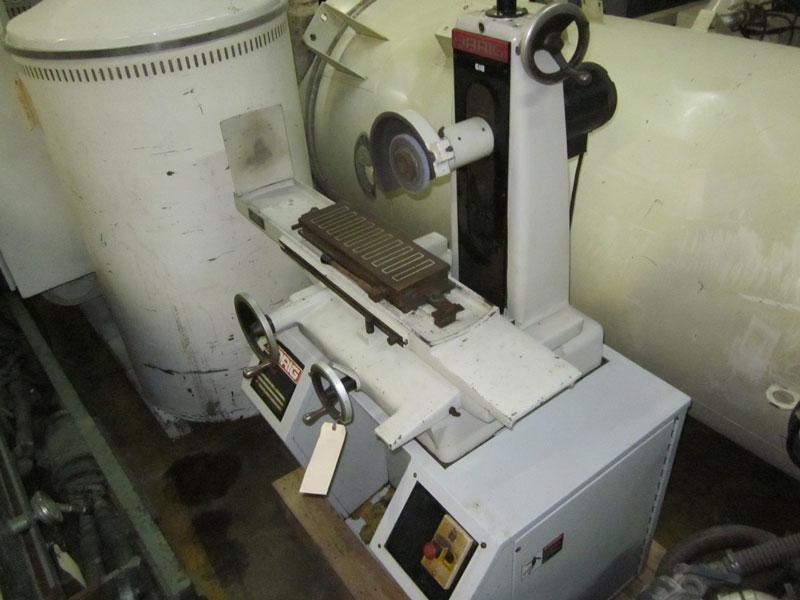 Grinding Parts Area : Harig model surface grinder blades machinery